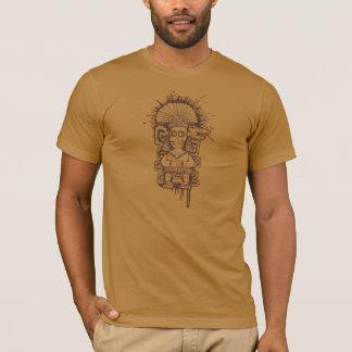 Mexiko-amerikanische T-Shirt Art Camisetas