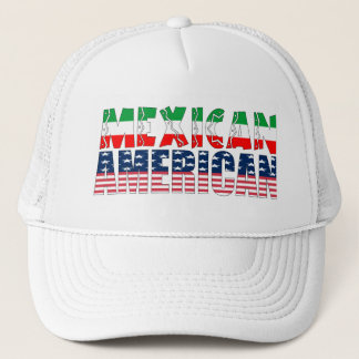 Mexiko-amerikanischer Hut Truckerkappe
