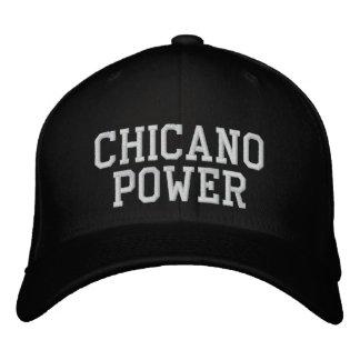 Mexiko-amerikanischer Power Bestickte Baseballkappe