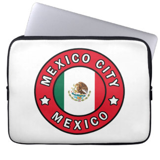 Mexiko City Mexiko Laptop Sleeve