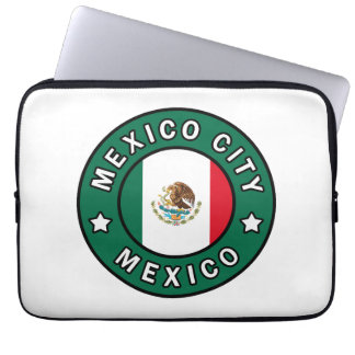 Mexiko City Mexiko Laptopschutzhülle