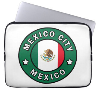 Mexiko- Cityhülse Laptop Sleeve