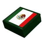 Mexiko-Flaggen-Andenken-Schmuck-Geschenkboxen