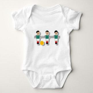Mexiko foosball baby strampler