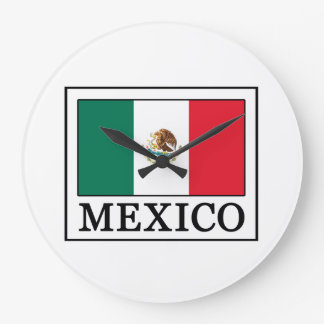 Mexiko Große Wanduhr