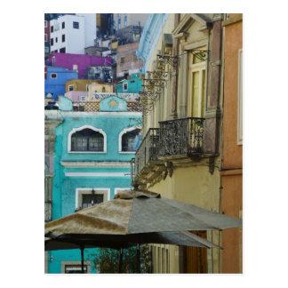 Mexiko, Guanajuato. Dicht verpackte Postkarte