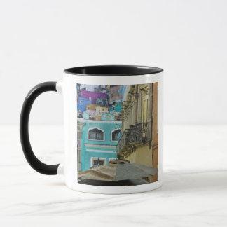 Mexiko, Guanajuato. Dicht verpackte Tasse