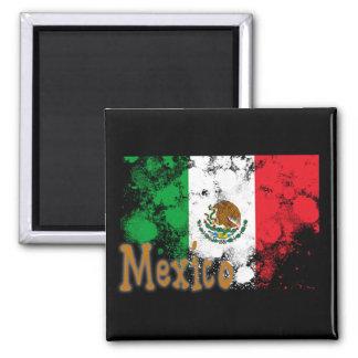 Mexiko Quadratischer Magnet