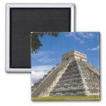 Mexiko, Quintana Roo, nahe Cancun, Chichen 5 Kühlschrankmagnete