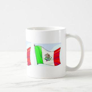 Mexiko-Schale Tasse