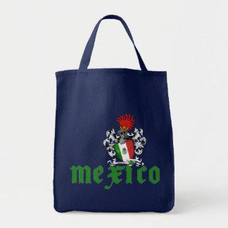 Mexiko-Schild-Tasche Tragetasche