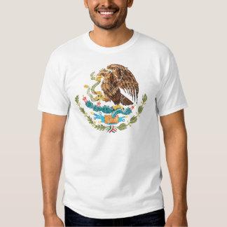 Mexiko-Wappen Tshirts
