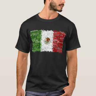 Mexiko wörtlich T-Shirt