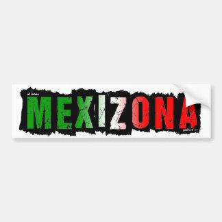 MEXIZONA AUTOAUFKLEBER