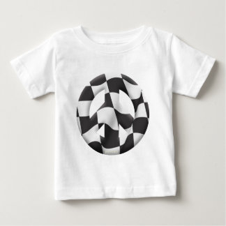 Meyoto Frieden erster Baby T-shirt