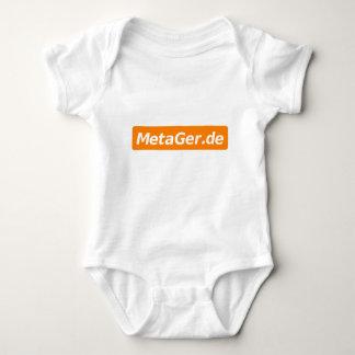 MG-Logo-GROSS Baby Strampler