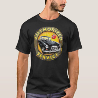 MgA Coupéservice-Zeichen T-Shirt