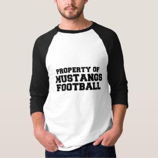 """MGS Mustangs """"Eigentum von…"""" T T-Shirt"""