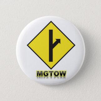 MGTOW Abzeichen Runder Button 5,7 Cm