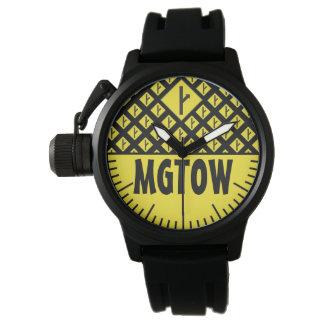 MGTOW - Gehende Männer ihre eigene Weise Armbanduhr