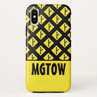 MGTOW - Gehende Männer ihre eigene Weise iPhone X Hülle