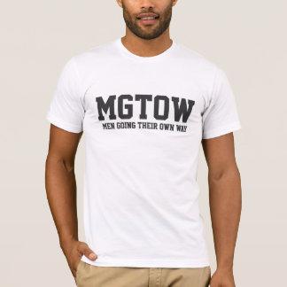 MGTOW - Gehende Männer ihre eigene Weise T-Shirt