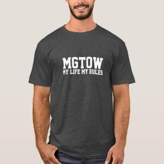 MGTOW - Mein Leben meine Regeln T-Shirt