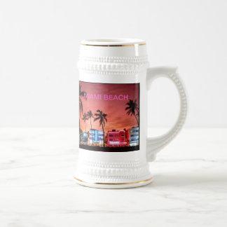 Miami Beach, Florida Bierkrug