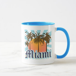 Miami Beach Florida FLA Tasse