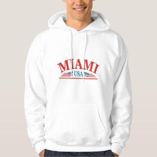 Miami Florida USA Hoodie