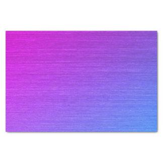 Miami-Glanz-Monogramm Seidenpapier