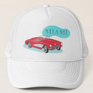 Miami-Klassiker Korvette Truckerkappe