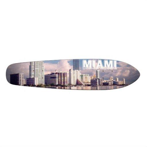 Miami Longboard Personalisierte Decks