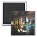 Miami-Magnet Kühlschrankmagnet