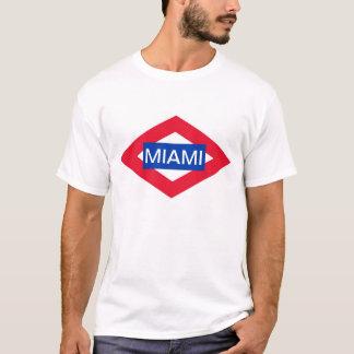 Miami-Metro-Shirt T-Shirt