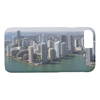 Miami-Skyline 2 iPhone 8/7 Hülle