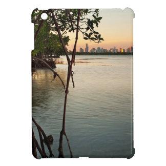 Miami und Mangroven am Sonnenuntergang iPad Mini Hülle