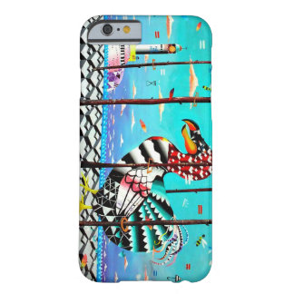 Miami-Vogel hellen WABStreetArt Entwurfs Barely There iPhone 6 Hülle