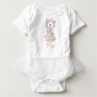 Mias personalisierte Baby-Geschenke Baby Strampler