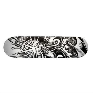 Mic-Esser-Skate-Plattform 19,1 Cm Old School Skateboard Deck
