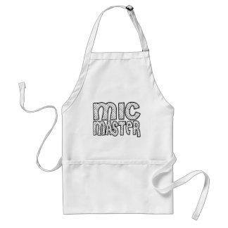 Mic-Meister Schürze