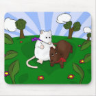 Mice in Love Mousepad