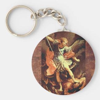 Michael der Erzengel Schlüsselanhänger