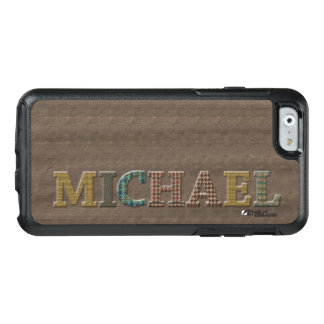 MICHAEL personalisierter Otterbox Cellphone-Kasten OtterBox iPhone 6/6s Hülle