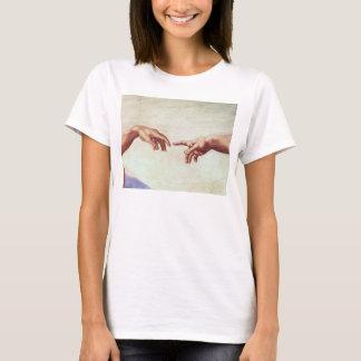 Michelangelo-Hände T-Shirt