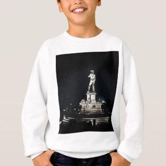 Michelangelo-Quadrat Sweatshirt