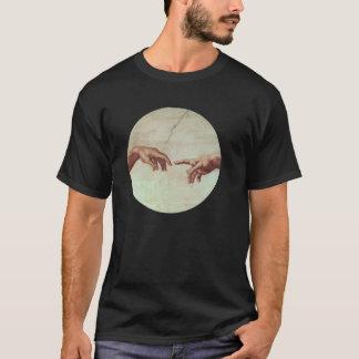 Michelangelo übergibt T - Shirt