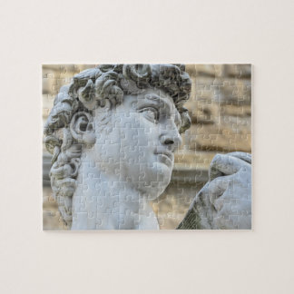 Michelangelos David, Florenz Italien Puzzle