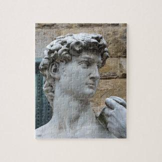 Michelangelos David Puzzle