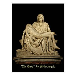 Michelangelos 'Pieta Postkarten